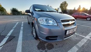 Chevrolet Aveo 1.2 Sedan
