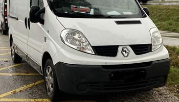 Renault Trafic 2.0 dci produzeni