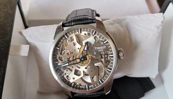 Muški sat Tissot squelette mechanical