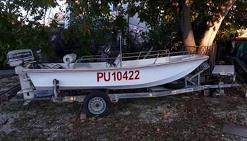 Fisherman Dell Quay Dory13