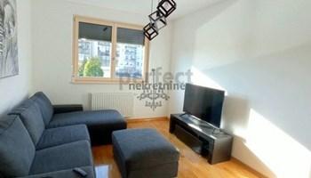 Novi Zagreb, Lanište, 2-sobni stan u novogradnji ,40m2+vpm pod rampom