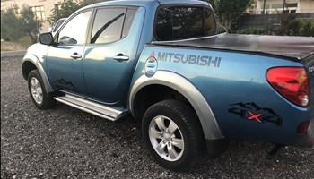 Mitsubishi L200 2,5 DID PICK UP 4WD MODEL 2007 REG 7/2022 U EXTRA STANJU NIJE UVOZ NIJE VOŽEN PO SOLI NI TERENU SVA OPREMA NAPRAVLJEN VELIKI SERVIS MOGUĆA ZAMJENA ZA SKUPLJE ILI JEFTINIJE