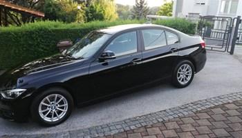 BMW serija 3 320d nije uvoz, reg 1 god.