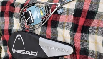 HEAD TITANIUM supreme, novi, tenis reket