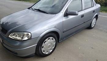 Opel Astra 1.4, klima, reg-06/22, odlično stanje