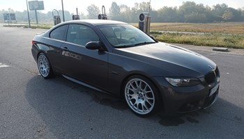 BMW serija 3 Coupe 320cd