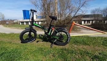Elecktrični bicikl