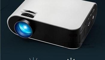 PRODAJEM MINI Projector W18 2800 Lumens