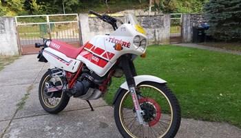 Yamaha Tenere XT 600 3AJ Reg. 06/2022 Original Stanje Mašina Odlična Servisirana
