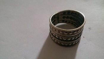 Srebrni prsten III