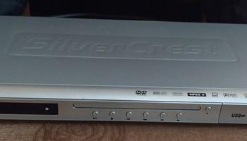 Silvercrest KH6511 DVD/CD DivX player