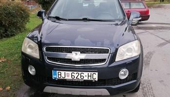 Chevrolet Captiva 2.0 d KVAR MOTORA