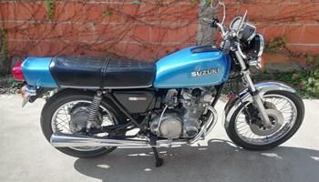 Suzuki Gs 550 , 1977 godina