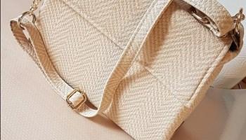 Lovely bag beige torba