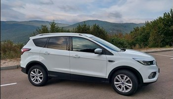"Ford - Aluminijske felge 17\"", 5x108 original + gume Michelin 235/55 R17"