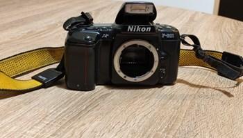 NIKON F 601 analogni fotoaparat tijelo