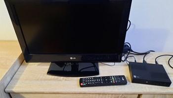 LG tv sa dvbt2 prijamnikom