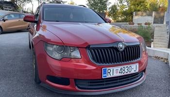 Škoda Superb Combi 3.6 v6