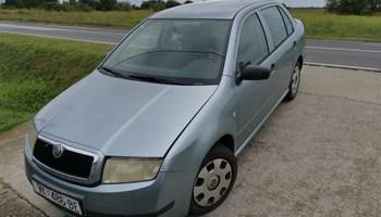 Škoda Fabia 1.4 mpi PLIN