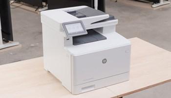 Printer HP Color LaserJet Pro MFP M479fdw - NOV, zapakiran