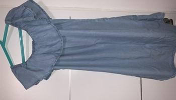 Svijetlo plava haljinica S