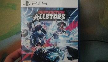Destruction Allstars PS5 sa digitalnim voucherom