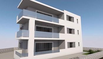 Vodice, Srima, novi komforan apartman u prizemlju blizu plaž
