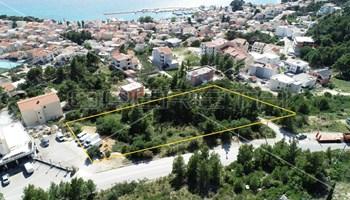 Građevinsko zemljište u Baškoj vodi, 5 parcela ukupne 3.711 m2