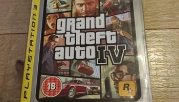 Grand Theft Auto IV (GTA 4) igrica za Playstation 3
