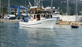 Ribarsko/turistički brod