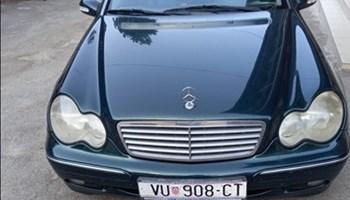Mercedes-Benz C-klasa 220 Elegance *Akcija*