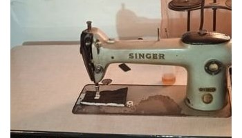 Sivaca masina SINGER - industrijska