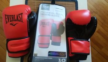 Everlast 10 OZ training gloves
