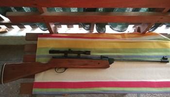 Zračna puška Hatsan mod 35-4.5mm