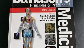 Davidson s principles and practice of Medicine, 21 edition