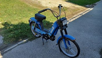 Peripoli Automatic *old timer* [blue]_49ccm, 2T, 1979.god. #399kn