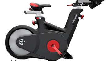 Life Fitness IC6 Indoor Bike with Myride VX