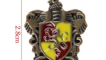 Harry Potter bedž pin broš Griffindor škole