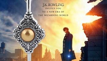 Čudesne zvijeri Harry Potter Grindelwald zlodjela zavjet krvi lančić