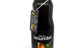Prirodni sok za imunitet