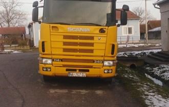 Scania+P prikolica