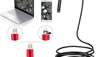 ENDOSKOP kamera USB ili microUSB HD 5,5mm za PC, laptop ili mobitel