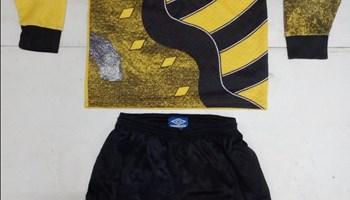 Hajduk golmanska oprema, štucne, šorc, dres, majica