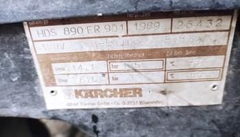Neispravan Karcher