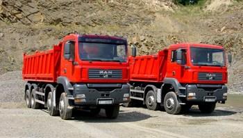 Vozač kamiona (m/ž) - Austrija