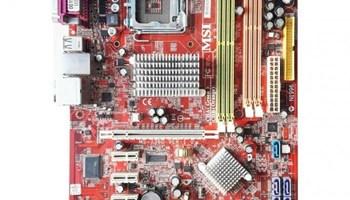 MSI MS-7360 P35 NEO, SOCKET 775, DDR2, ATX