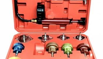 Tester za ispitivanje propuštanja rashladnog sistema automobila