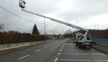 AUTO KOŠARA Iveco Daily S 35-11 - REG 05/2021