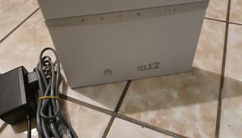 Tele 2 modem
