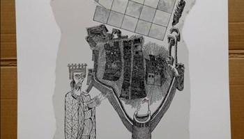 ŠERCAR, Hrvoje - serigrafija